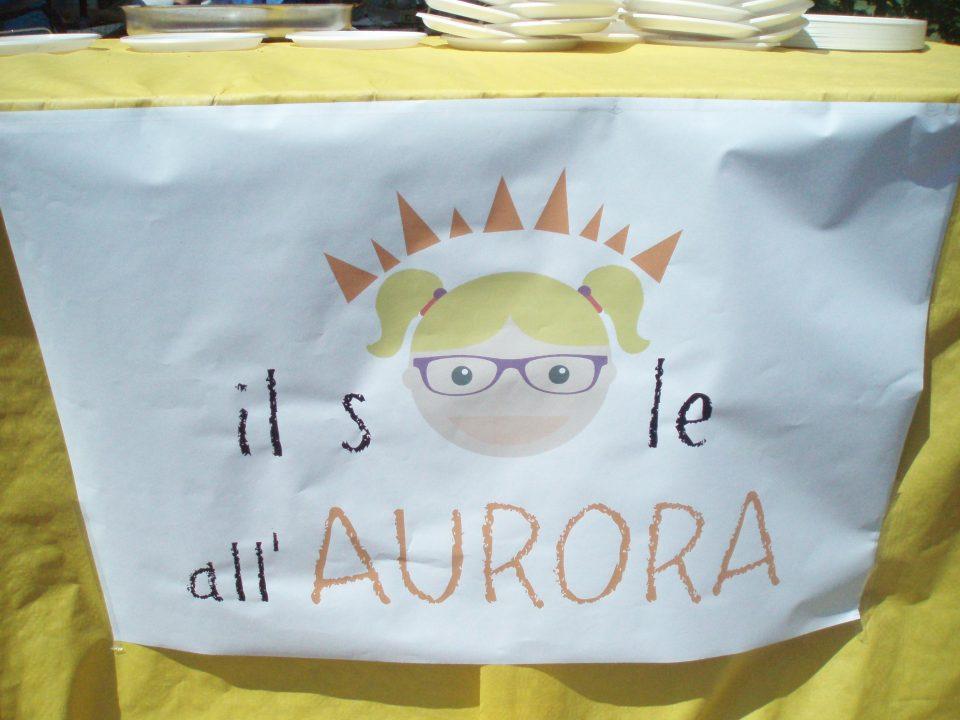 Logo ufficiale del: Il sole all'Aurora
