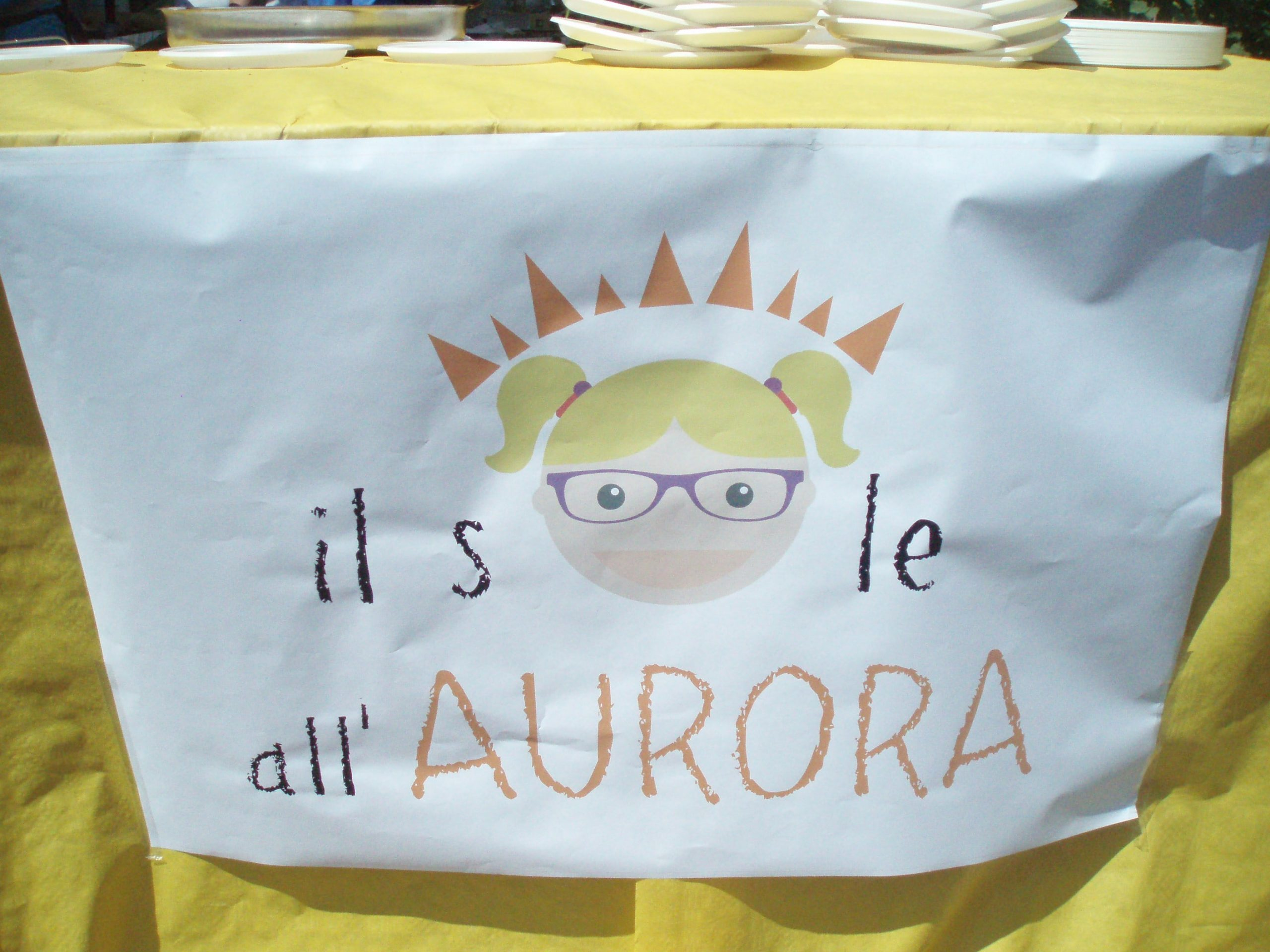 Inaugurazione Il sole all'Aurora