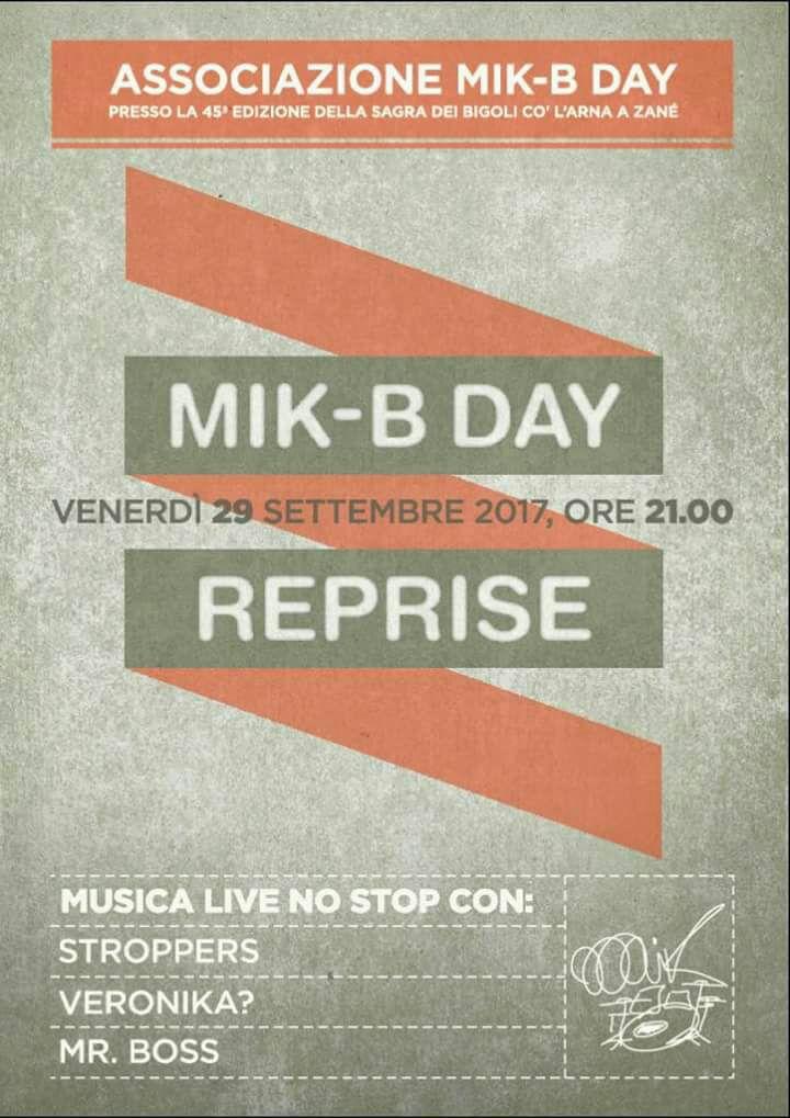 Mik B Day