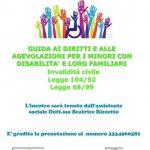 Guida ai diritti e agevolazioni per i bambini disabili
